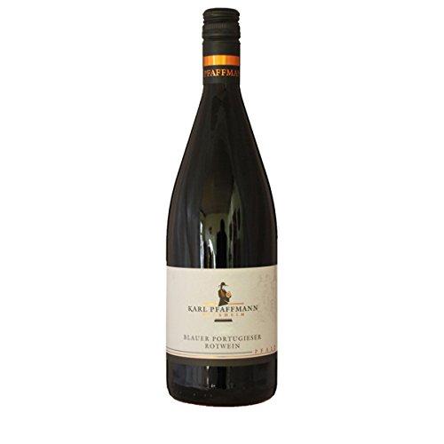 Karl Pfaffmann Erben GbR 2015er Blauer Portugieser Rotwein Pfalz Dt. Qualitätswein 1.00 Liter